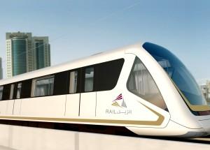 Doha Metro Green Line Elevated