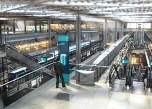 Doha Metro Green Line Uderground